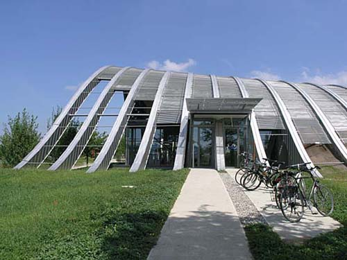 Paul Klee Center, Bern, Switzerland